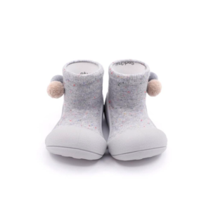 Attipas-Zapatos Primeros Pasos-Modelo shotting Star-Crema Talla 22,50
